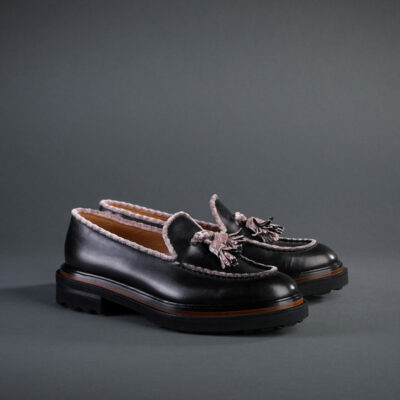 Fratelli Rosetti Damen Tassel-Loafer