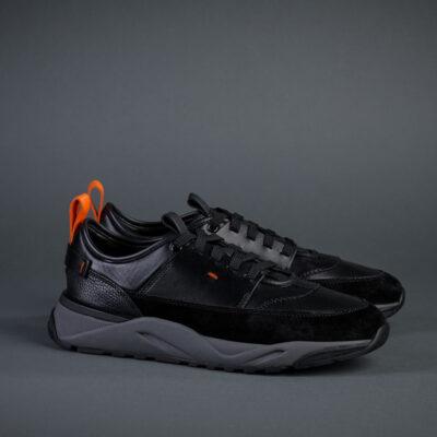 Santoni Herren-Sneaker