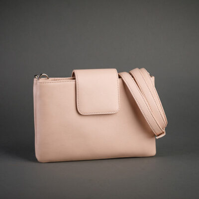 Tasche von Schuhmann-Wien, rosa